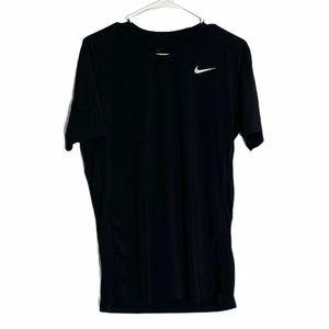 NIKE DRI FIT fitted men's t shirt size Medium